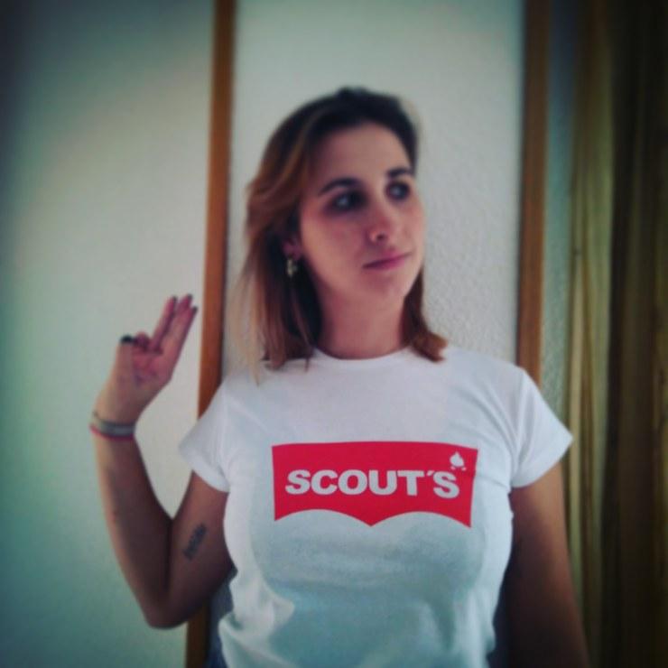 Camiseta Scouts